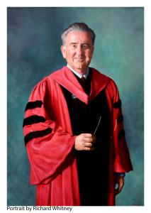 Dr. Hagerty Portrait with credit