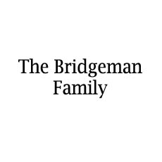 New_0004_The Bridgeman  Family