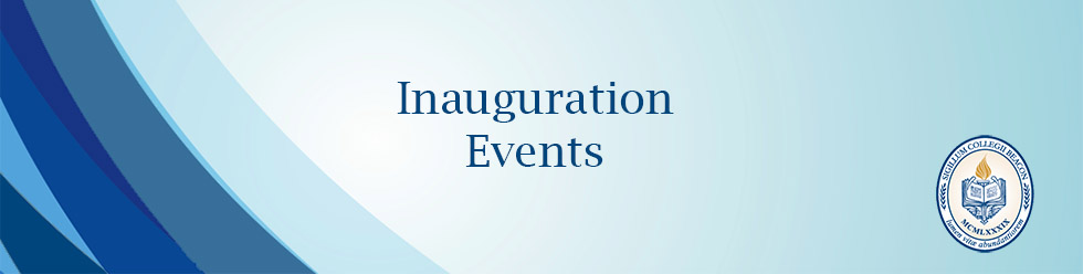 inauguration events smallest