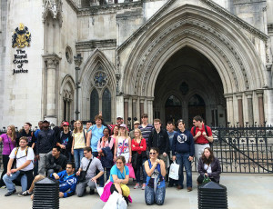 London, Royal Court of Justice