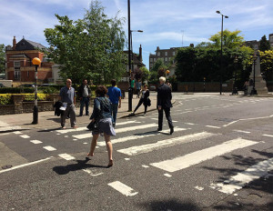 London, Abbey Road