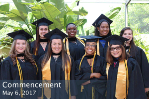 Commencement 2017 - May 5, 2017
