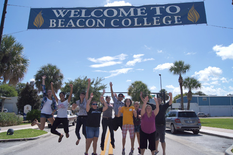 Beacon Alumni Orientation