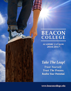Academic Catalog Cover