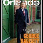 Orlando Magazine Cover featuring Dr. George Hagerty, President of Beacon College