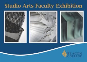 2017 Faculty Art Show Postcard