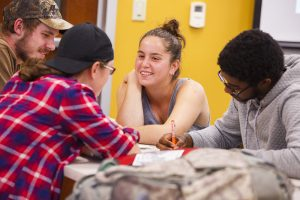 Students at Beacon