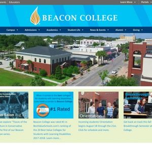 Beacon graphic