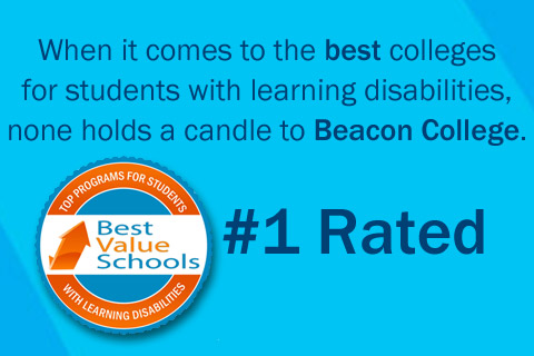 Beacon ranked number 1 for students with learning disabilities