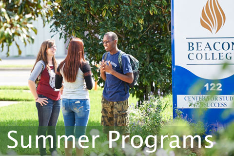 Beacon College Summer for Success