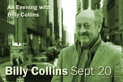 An Evening with Billy Collins