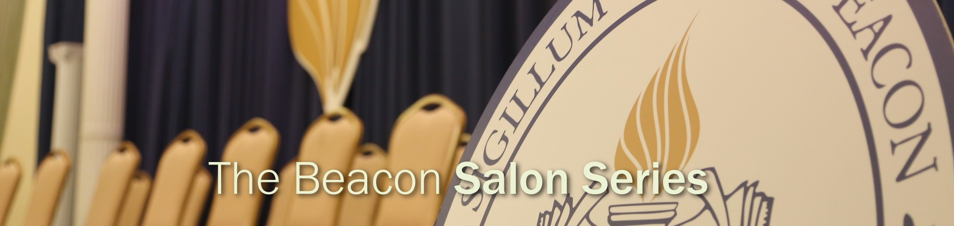 Beacon Salon Series banner