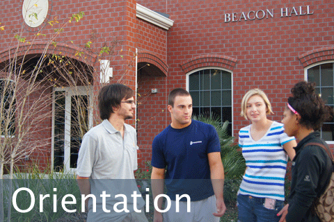 Beacon College New Student Orientation