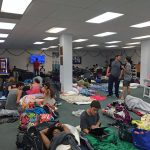 Beacon Shelters In Student Center During Hurricane Irma