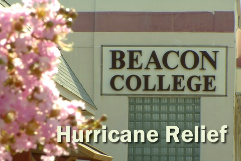 Beacon College Supports Hurricane Harvey Relief Effort