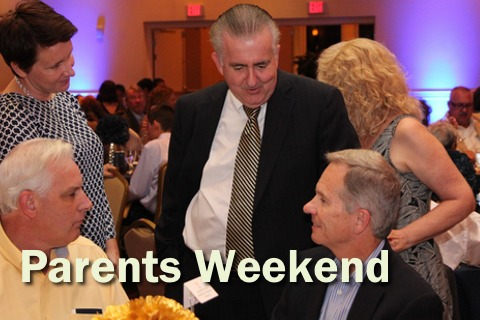 Beacon College Parents Weekend