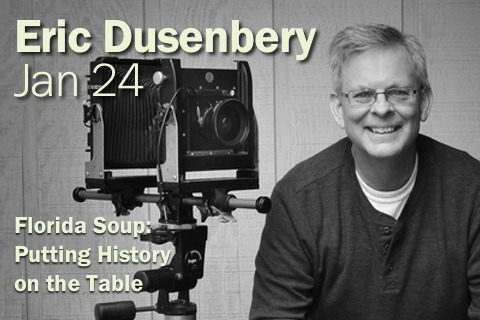 Beacon Salon Series - Eric Dusenbery