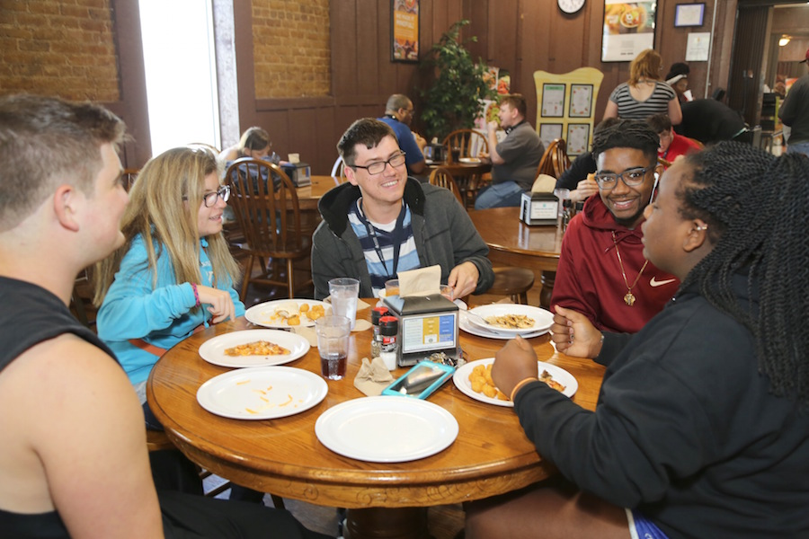 Beacon College Dining