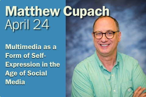 Beacon Salon - Matthew Cupach - Multimedia as a Form of Self-Expression in the Age of Social Media