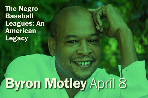 Salon Speaker Series - Byron Motley