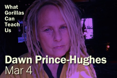 Salon Speaker Series - Dawn Prince-Hughes