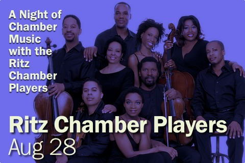 Salon Speaker Series - Ritz Chamber Players
