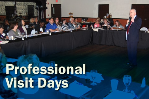 Beacon College Professional Visit Days