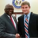 James E. Clyburn and Will Finkelstein
