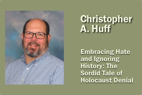 Beacon Salon Lecture Series - Christopher A Huff