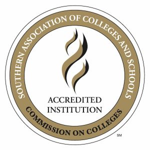 SACSCOC Seal of Accreditation