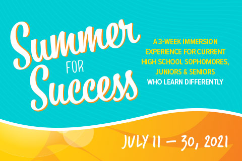 Summer for Success Program