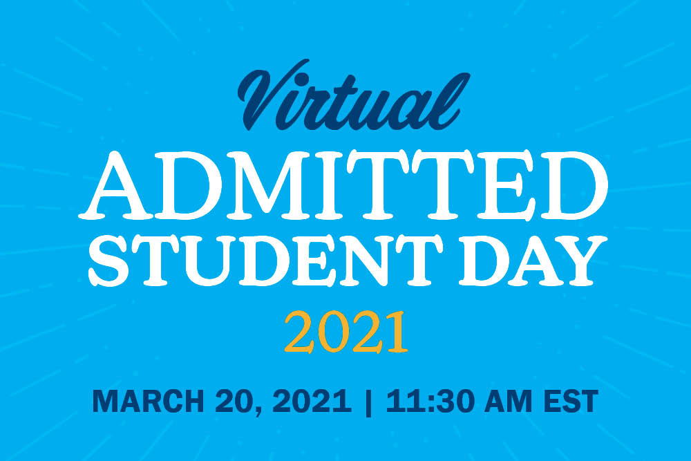 Admitted Student Day