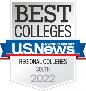 US News Regional Colleges-South-2022